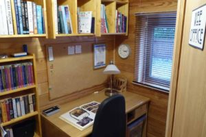 The Wee Office and Library