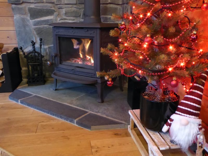 Enjoy Christmas at Cairnhill Lodge