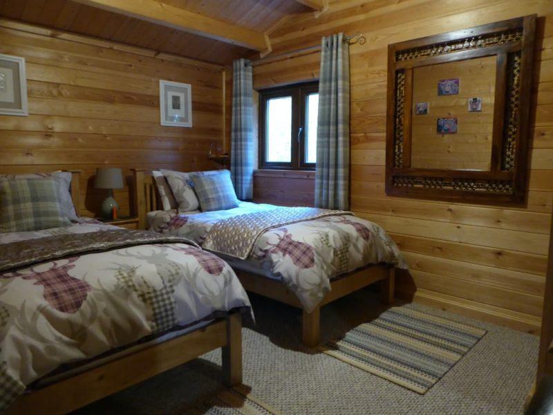 "Twin Bedroom ""Jura"""